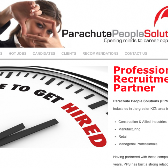 Parachute People Solutions