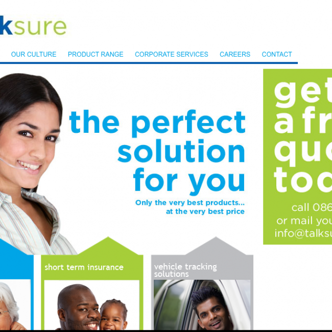 Talksure SA