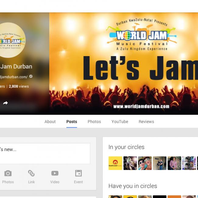 World Jam Music Festival